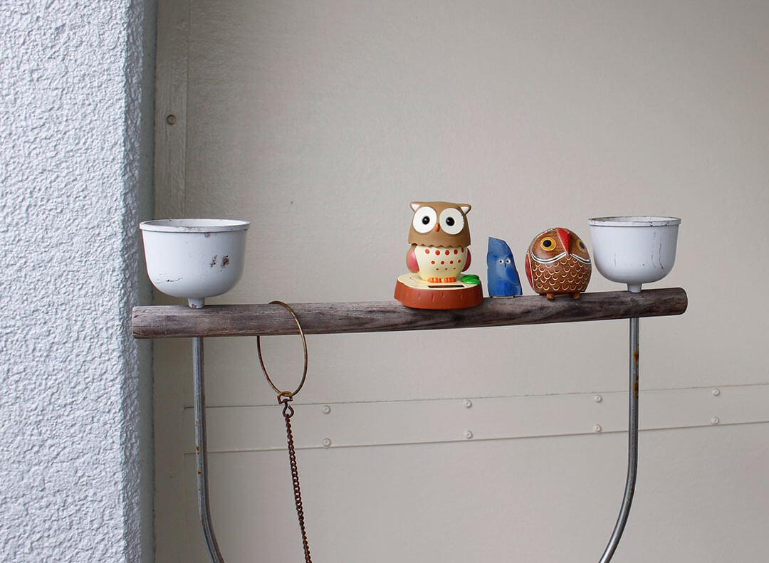 フクロウの置物 | Fanimal(ファニマル)