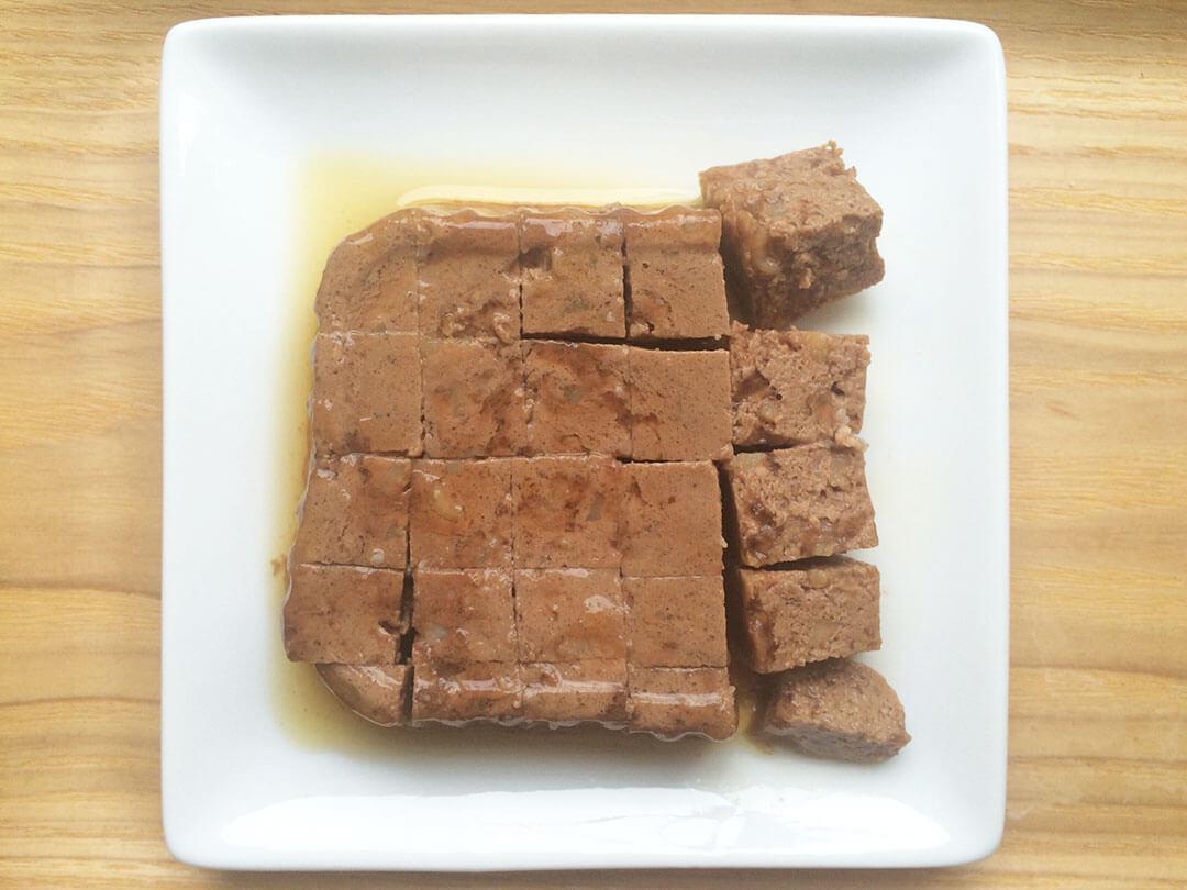 食べやすくサイコロ状にカット | Fanimal(ファニマル)